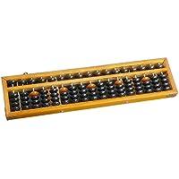 Fyore - Ábaco de madera de 17 dígitos para niños