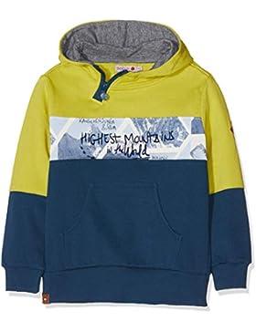 boboli Fleece Hooded Sweatshirt For Boy, Sudadera para Niños
