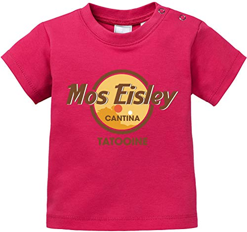 AngryShirts Mos Eisley Cantina T-Shirt Baby Bio Baumwolle