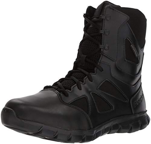 8aaf4f6273618 Reebok Men's Sublite Cushion Tactical RB8806 Military Boot