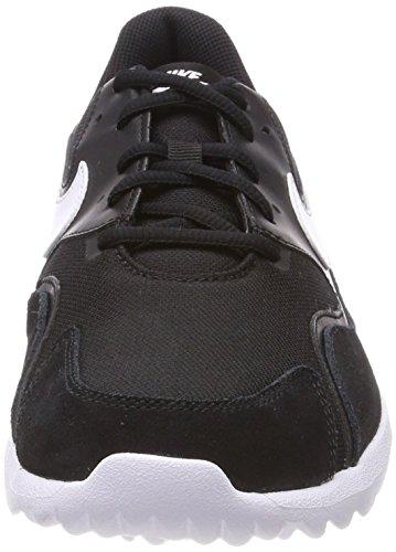Nike Air Max Nostalgic, Scarpe da Ginnastica Donna Nero (BlackWhite 001)