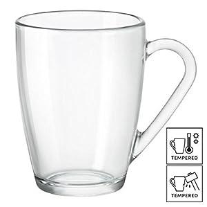 Large Coffee/Tea/Latte Mugs 32cl (11¼ oz) (Set of 4)