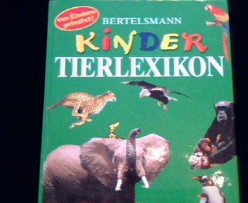 Bertelsmann Kinder Tierlexikon. Mit Illustrationen von Johann Brandstetter u. Arno Kolb.