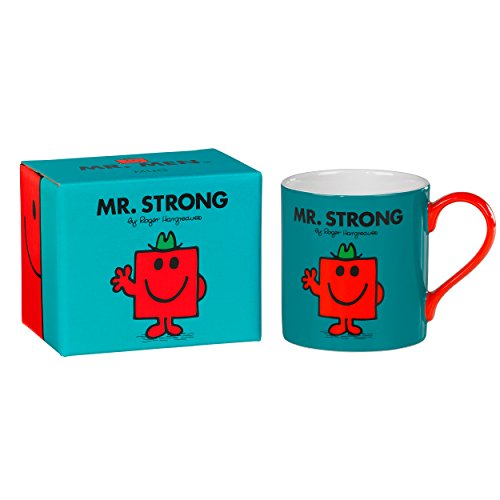 Little Collection Men Miss Strong And Mug Desconocido Full Colour Mr b7fgy6