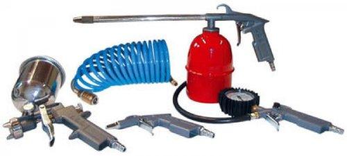 Preisvergleich Produktbild Güde Druckluft Werkz-Set 5-Teilig