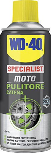 WD-40 Specialist Moto Pulitore Catena 400 ml