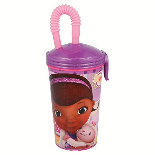 Stor IML Sport-Becher, 450 ml, DOC McStuffins DOC ON The GO (Becher Doc Mcstuffins)