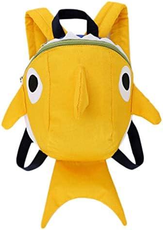 JZTRADING École Sacs Sacs Sacs Sac à Dos   Animaux Requin Personnalisable Sécurité Sac Scolaire pour Fille Garçon 98cd19