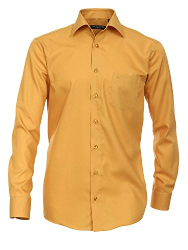 Casa Moda - 6050 - Chemise Homme moutarde