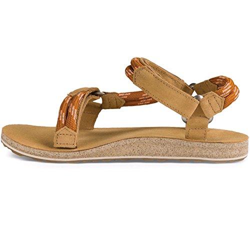 Teva Original Universal Rope Women's Sandaloii Da Passeggio - SS17 Brown