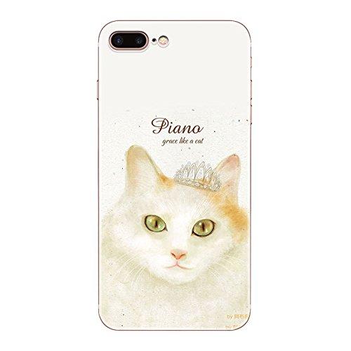 IPHONE 5 5S SE Hülle Elche Giraffe Katze Hund Niedlich TPU Silikon Schutzhülle Handyhülle Case - Transparent Clear Case für iPhone 5 /5S/SE (EH-(1)01) EH-(3)01