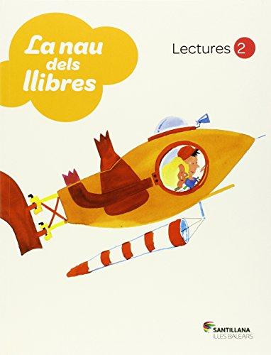 LECTURES LA NAU DELS LLIBRES 2 PRIMARIA - 9788468006239