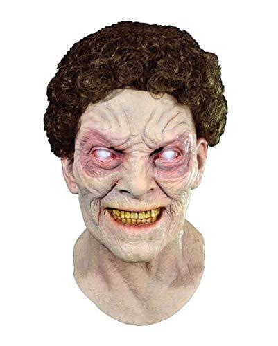 Horror-Shop Vivian Deadite Vollmaske aus Latex für Halloween (Maske Evil Ash)