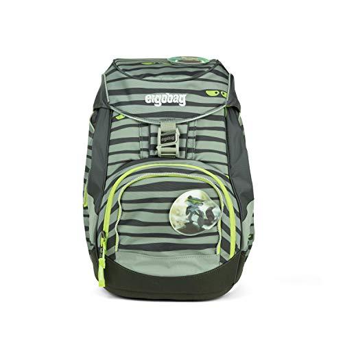 Ergobag Pack, Super NinBär, ergonomischer Schulrucksack, Set 6-teilig, 20 Liter, 1.100 g,