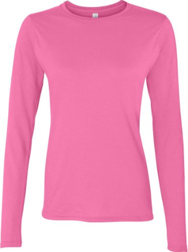 Gildan Softstyle® Ladies´ Long Sleeve T-Shirt Azalee