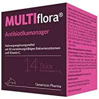 MULTIflora® Antibiotikamanager 14 Beutel (14 BTL) preisvergleich bei billige-tabletten.eu