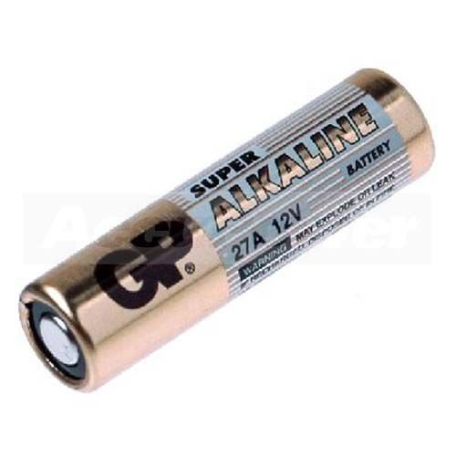 GP 27A 12V Batteria alcalina, Confezione da 5 pezzi