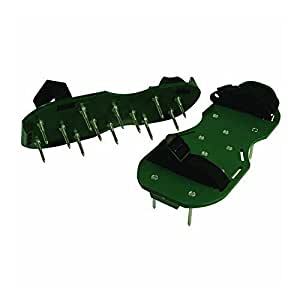Garden Lawn Care Spike Aerator Sandals Shoes