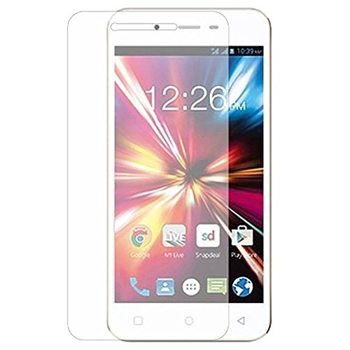 Lomoza Tempered Glass Screen Protector for Lenovo K900 - Scratch Proof