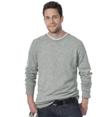 Horny Toad Herren HL Pullover Gray Heather