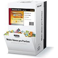 HELLMA 60000083 Feinzucker-Sticks, im Displaykarton