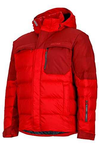 Marmot Herren Shadow Jacket Jacke Team Red Brick