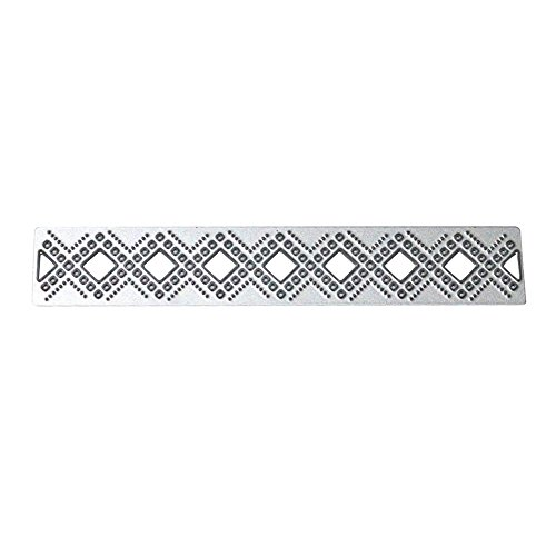 Xmiral fustelle per scrapbooking per carta cutting dies metallo fustella stencil #19032601i, accessori per big shot e altre macchina(g)