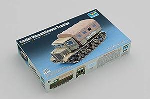 Trumpeter 07110-Maqueta de Soviet vorosh ilovets Tractor