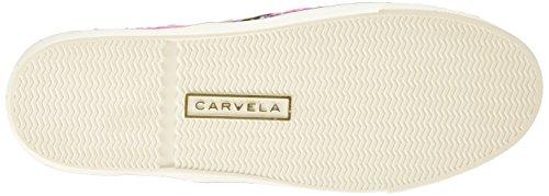 Carvela - Limpid, Sneaker basse Donna Rosa (Pink (Pink/Comb))