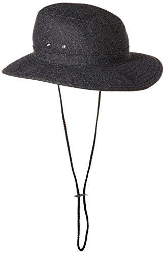 rvca-mens-telegraph-hat-ii-charcoal-one-size