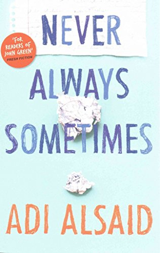 [(Never Always Sometimes)] [By (author) Adi Alsaid] published on (August, 2015)