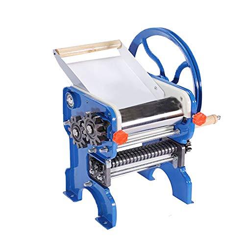 QinWenYan Máquina para Hacer Pasta Fideos De Pasta Máquina Manual De Pasta Hechas Espesor Regulable...
