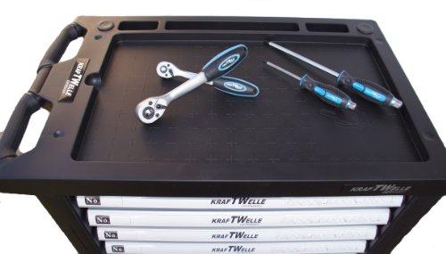 Profi Werkstattwagen mit Werkzeug - 3