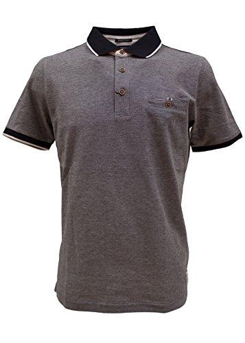 """Pierre Cardin """"Premium Cotton"""" Polo-Shirt in fünf Farben Navy"""