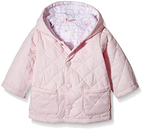 united-colors-of-benetton-unisex-baby-2dkc532ze-jacket-pink-lilac-9-12-months-manufacturer-size74