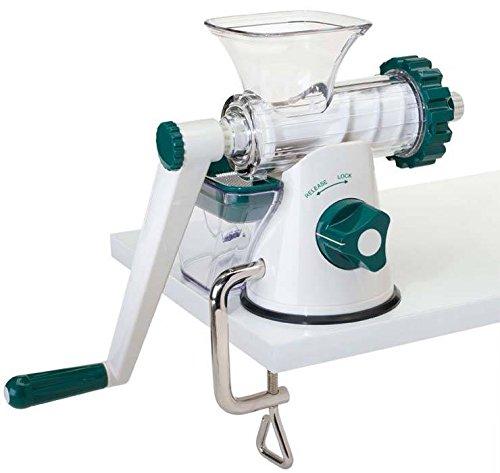 Lexen Healthy Juicer - Extractor de zumo, no electrico, compacto