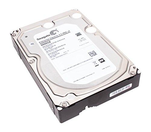 """Seagate ST6000NM0024 - Disco duro interno de 6 TB (SATA III, 3.5"""")"""