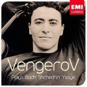 J.S.BACH: TOCCATA AND FUGA/YSAYE: SONATAS FOR VIOLIN NO.2, 4, 6(ltd.) by Maxim Vengerov -