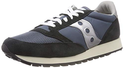 Saucony Jazz Original Vintage, Zapatillas de Cross Unisex Adulto, Azul