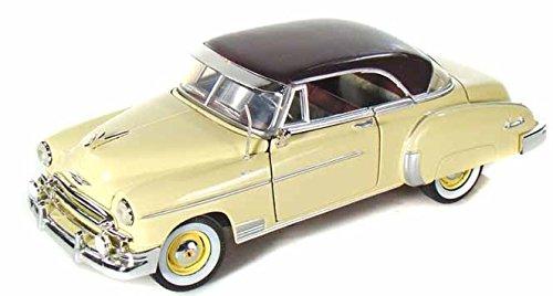 Motor Max MM73268YL - 1950 Chevrolet Bel Air, Fahrzeug, gelb