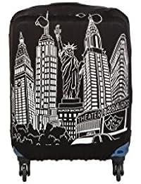 Salvador Bachiller - Funda Universal New York Compl Viaj Lgz1602