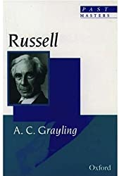 Russell (Past Masters) by A. C. Grayling (1996-02-22)