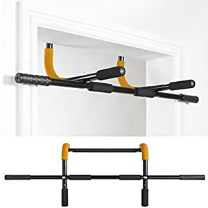 Gold Coast Multi-Functional 4 in 1 Home Workout Door Gym Pull / Sit / Press / Chin Up Bar