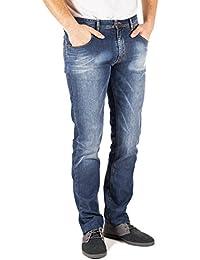 Merca Jeans Flamingo Bu, Vaqueros Slim para Hombre