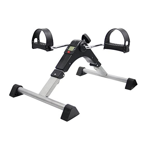 Kobo Mini Pedal Exercise Cycle/Bike (with Digital Display of Many Functions)