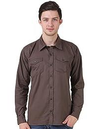 4Stripes Men's Causal Ranger's Shirt