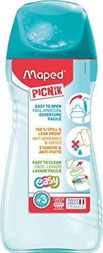 Maped PICNIK - Trink-Flasche, Kinder-Flasche ORIGINS KIDS 430 ml - türkis