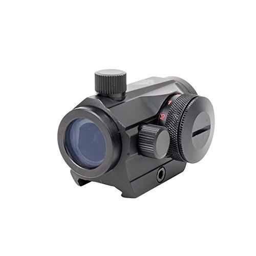 Valken V-Tac Red Dot Scope Mini T1 Style Mini Black Dust