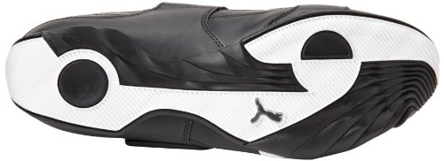 Puma Attaq Synthétique Baskets Black-White