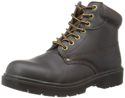 5c72f6b86bf Dickies Antrim Men's Safety Boots Steel Toe Cap & Steel Midsole Work  Branded Lightweight Footwear